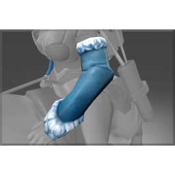 Corrupted Snowstorm Gloves