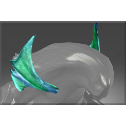 Corrupted Gift of the Sea Shoulders