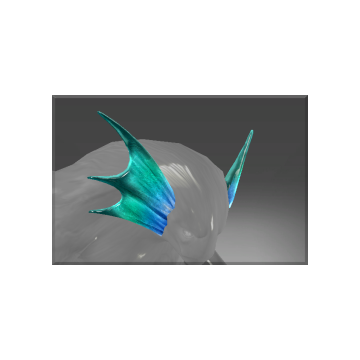 free dota2 item Frozen Gift of the Sea Head