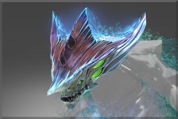 Darktrench Stalker - Head