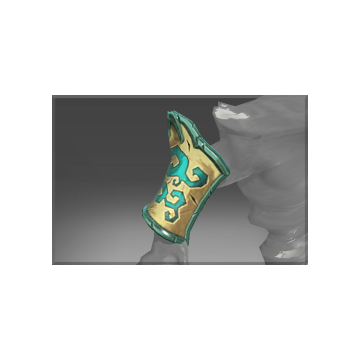 free dota2 item Auspicious Ancient Armor Arms