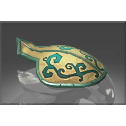 Heroic Ancient Armor Back