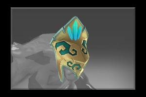 Auspicious Ancient Armor Helmet