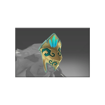 free dota2 item Frozen Ancient Armor Helmet
