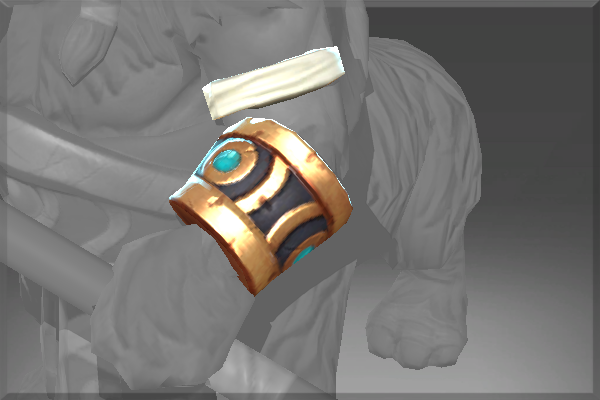 Inscribed Bracers of the Vindictive Protector