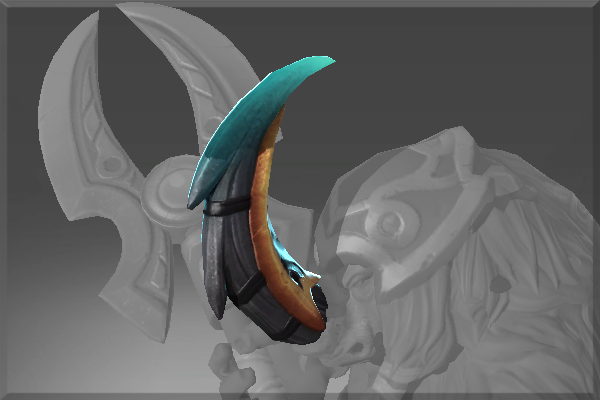 Inscribed Horn of the Vindictive Protector