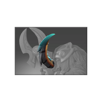 free dota2 item Inscribed Horn of the Vindictive Protector