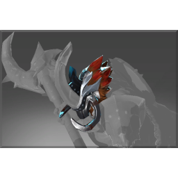 Corrupted War Helm of the Galloping Avenger