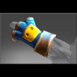 Inscribed Gloves of the Spelunker
