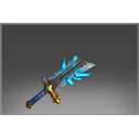 Infused Blade of the Fractured Order