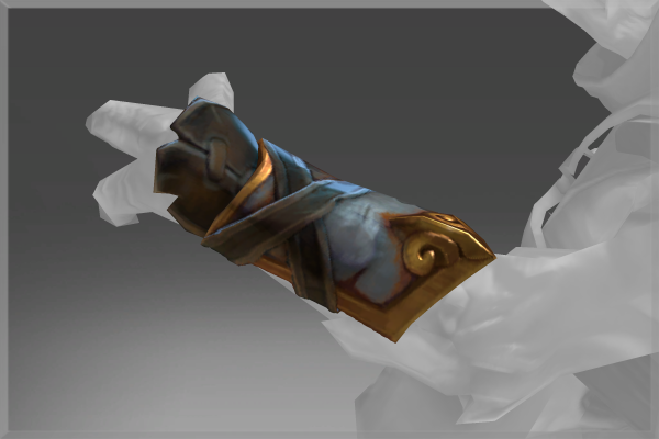 Inscribed Armguards of the Fractured Order