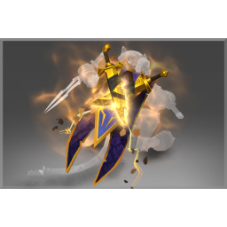 Golden Shadow Masquerade