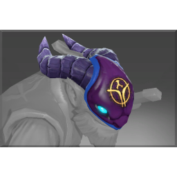 Cursed Mask of the Tahlin Watch