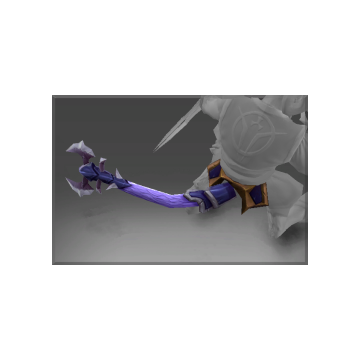 free dota2 item Inscribed Tail of the Frozen Blood