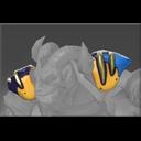 Corrupted Bladebreaker Spaulders