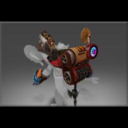 Inscribed Armor of the Mechanised Pilgrim