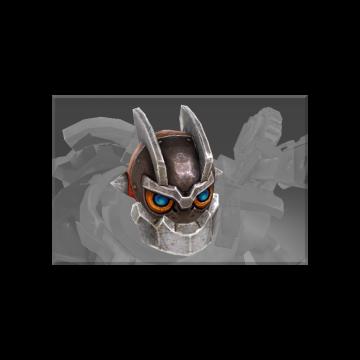 free dota2 item Head of the Iron Clock Knight
