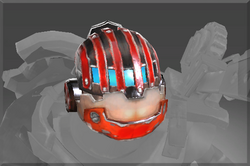 Genuine Mortar Forge Helm