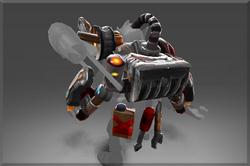 Genuine Mortar Forge Steam Exoskeleton