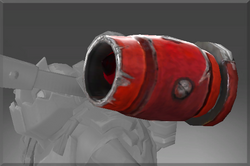 Genuine Mortar Forge Rocket Cannon