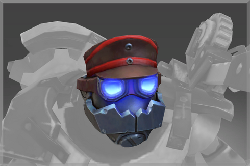 Buy & Sell Cap of the Keen Commander