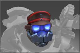 Cap of the Keen Commander