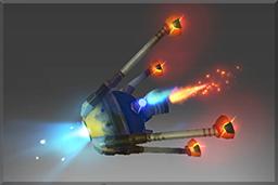Paraflare Cannon