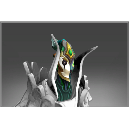 Mask of the Gifted Jester - gocase.pro