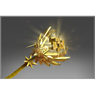Genuine Golden Staff of Perplex
