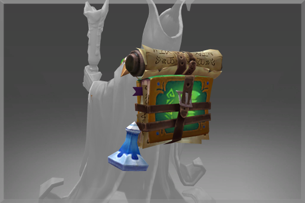 Tome of the Itinerant Scholar