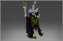 Inscribed Cape of Arcane Defiance
