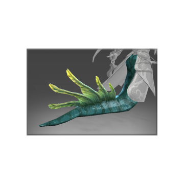 free dota2 item Auspicious Tail of the Slithereen Knight