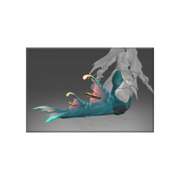 free dota2 item Inscribed Angler Tail of the Deep