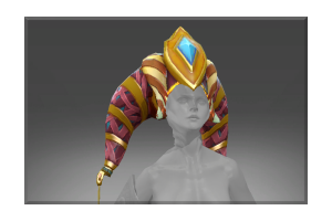 Heroic Headdress Of The Slithereen Nobility