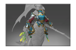 Auspicious Breastplate Of The Slithereen Knight