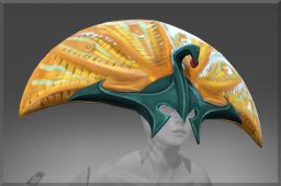 Auspicious Helm of the Outcast