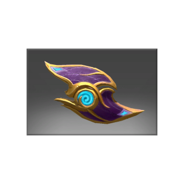 free dota2 item Auspicious Shield of the Silent Guardian