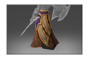 Heroic Robe Of The Silent Champion