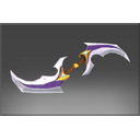 Auspicious Glaive of the Silent Champion