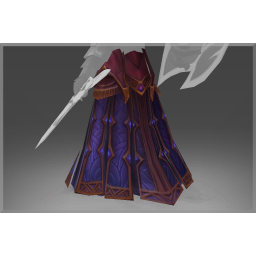 Corrupted Robe of the Silent Edict