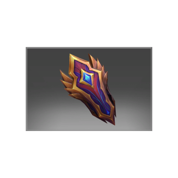 free dota2 item Infused Shield of the Silent Edict