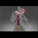 Auspicious Pauldron of the Silent Guardian