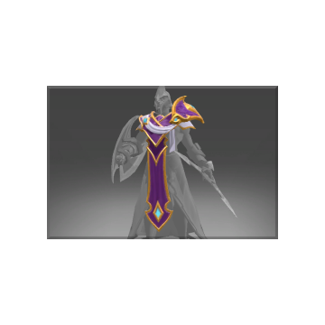 free dota2 item Frozen Pauldron of the Silent Guardian