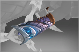 Bracer of the Silvered Talon