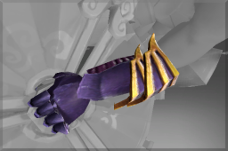 Inscribed Gauntlets of the Final Utterance