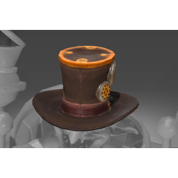 Corrupted Top Hat of the Steam Chopper