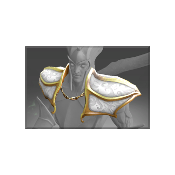 free dota2 item Auspicious Rune Forged Shoulders