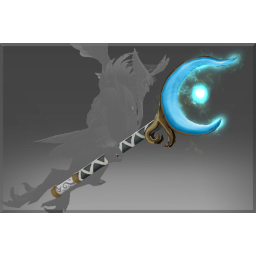 Corrupted Rune Forged Staff