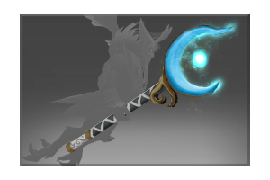 Heroic Rune Forged Staff