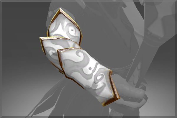 Rune Forged Bracers